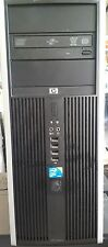 HP 8000 Elite PC E5400 2,7GHz 2GB 80GB DVD-RW Display-Port Windows 7 Pro