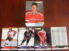 1999-00 Upper Deck UD Prospects CHL Complete Set 90/90 -- Full Set with Gretzky