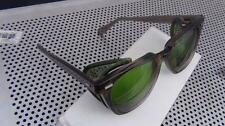 Vintage Green Lens Safety Glasses - Gentex LT314 - Steampunk ? - NEW in Box