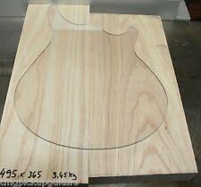 TMG US Sumpfesche swamp ash 2 piece Blank gehobelt nicht verleimt ca 44,5 mm