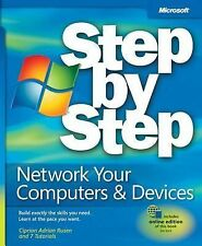 Network Your Computers & Devices Step by Step (Step by Step (Microsoft)), Tutori