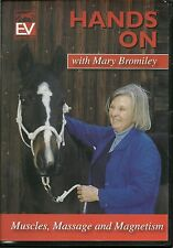 HANDS ON WITH MARY BROMILEY - MUSCLES, MASSAGE AND MAGNETISM DVD