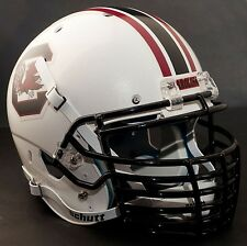 "SOUTH CAROLINA GAMECOCKS Football Helmet Nameplate ""CAROLINA"" Decal/Sticker"