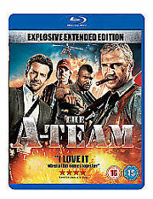 The A-Team (Extended Explosive Edition) [Blu-ray], New DVD, Sharlto Copley, Jess