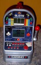 Talking 7in1 Ultimate Casino Mini Arcade Machine Game Excalibur VR07-SG tabletop