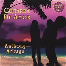 Guitarra de Amor CD by Anthony Arizaga