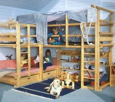 Building plans Pirate Adventure Bed Gullibo and similar AB2