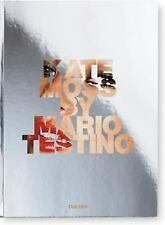 KATE MOSS BY MARIO TESTINO -  (PAPERBACK) NEW