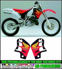 kit adesivi stickers compatibili cr 500 1997