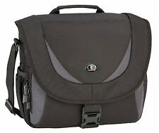 Tamrac 5723 Zuma 3 Camera Lens DSLR Shoulder Bag - Black & Grey (UK Stock)
