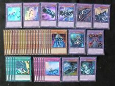 YU-GI-OH 50 CARD MIRROR FORCE DRAGON / AMULET DRAGON DECK  *READY TO PLAY*
