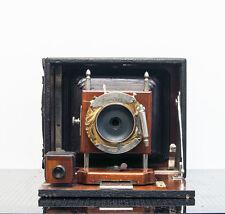 Rare Gundlach optical company 4x5 folding camera