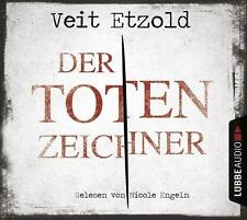 Der Toten Zeichner Veit Etzold gelesen Nicole Engeln 6 CDs 9783785750759 KI2941