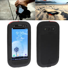 Samsung Galaxy S3 i9300 Powerful Outdoor Hard Case Bumper wasserfest schwarz