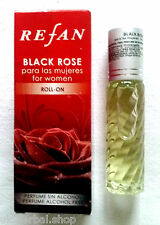 "Refan Perfume Roll-on for Women"" Black Rose"" - 10 ml."