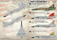 Print Scale 1/72 Convair F-102 Delta Dagger Part 1 # 72147