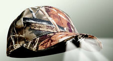 Panther Vision CUB4-281237 Real Tree Camouflage Powercap Hat with 3 LED Lights