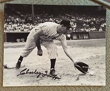 Charley Trippi  Signed 8 X 10 Photo Nfl Football Autographed