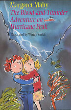 The Blood and Thunder Adventure on Hurricane Peak by Margaret Mahy...