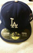 New Era 59FIFTY LA  DODGERS blue -MLB Baseball Cap Hat 8 originally $42