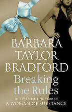 Breaking the Rules by Barbara Taylor Bradford (Paperback, 2009)