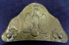 Second Empire Guard Dragoons Helmet Plate