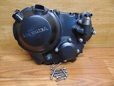 2012 Honda CBR250R Engine Clutch Cover Water Pump Housing Case