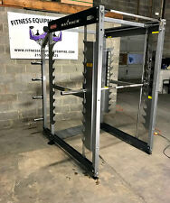 Star Trac Max Rack 3D Smith Machine - BUYER PAYS SHIPPING