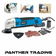 Draper Professional Oscillating Multi Tool 300W / 230V & Accessories - 23666
