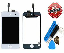 iPod Touch 4 4th Gen A1367 LCD Display + Touch Screen Digitizer + Tools White