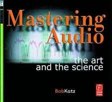 Mastering Audio: The Art and the Science, Katz, Bob, Very Good Book