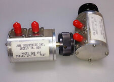 JFW 10dB 2.4Ghz Variable Attenuator Made in USA