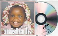 MISHA B Why Hello World 2012 UK 11-track promo only mix CD DJ Stylus