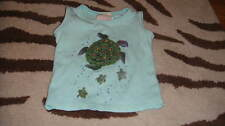 BOUTIQUE LEMON LOVES LIME 18-24 TURTLE TOP SHIRT