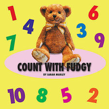 Count with Fudgy, Marley, Sarah, Very Good, Paperback