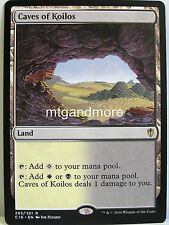 Magic Commander 2016 - 1x Caves of koilos
