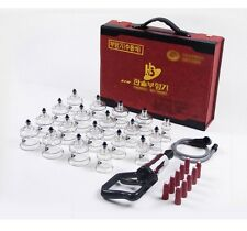 SHIP FROM USA - HANSOL 19PCS Cup Massage Professional Cupping SET Vacuum Therapy