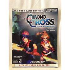 Guide Bradygames Chrono Cross (US)