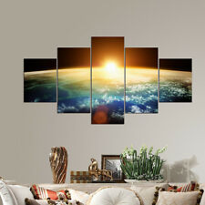 Large Framed Canvas Art Print Photo Wall Home Decor Poster Pic Landscape Space