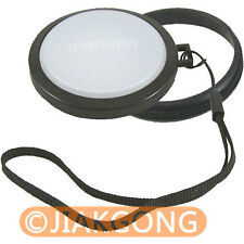 43mm White Balance Lens Filter Cap with Filter Mount WB