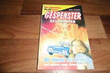 GESPENSTER GESCHICHTEN Taschenbuch  # 85 -- die STUNDE der BESTIE // 1992
