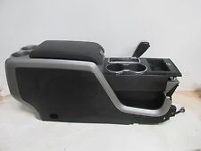 2009 2010 FORD F-150 MIDDLE CONSOLE FLOOR COMPLETE W/SHIFTER OEM