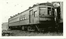 6K430 RP 1940s? INDIANA RAILROAD CAR #377
