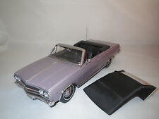 "LANE ExactDetail Replicas  ""1965""  Malibu SS  ""flieder-metallic"" 1:18 ohne Vp !"
