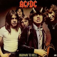 AC/DC - Highway To Hell - Atlantic - ATL 50 628 - Vinyl