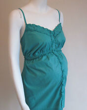 Ladies Old Navy Maternity Strappy Summer Top camisole womens strappy gap button