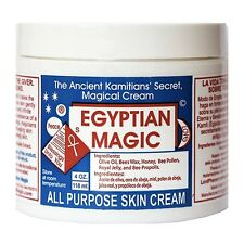 1 PC Egyptian Magic All Purpose Skin Cream 4oz, 118ml Skincare Moisturizers Day