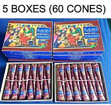 WHOLESALE Fresh Quality Natural Henna Mehndi Hand Made Tattoo Paste Pen Cones UK