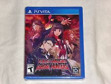 NEW Tokyo Twilight Ghost Hunters PSVITA Game SEALED Playstation VITA US NTSC
