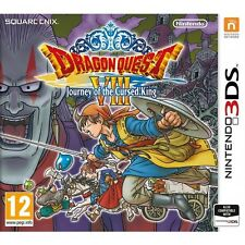 Dragon Quest VIII: Journey of the Cursed King (3DS)  BRAND NEW AND SEALED